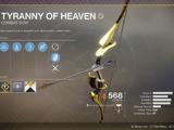 Tyranny of Heaven