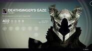 Deathsinger s gaze