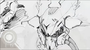 Fallen Captain sketch