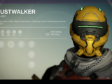 Dustwalker (Helmet)