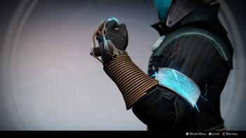 exotic warlock bond