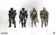 Titan Armors