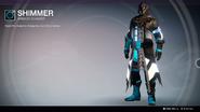 Shimmer UI