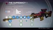 TTK The Supremacy Overlay