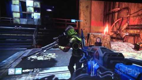 Destiny Behind Closed Doors Demo - E3 2013