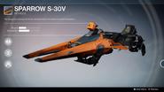 Sparrow S-30V UI