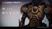 TTK Kabr's Wrath Overlay
