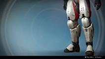 Fieldplate (Leg Armor)