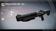 Preacher Mk. 20 UI