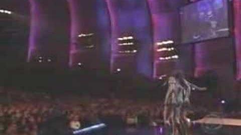 Destiny's Child at 2005 Fashion Rocks