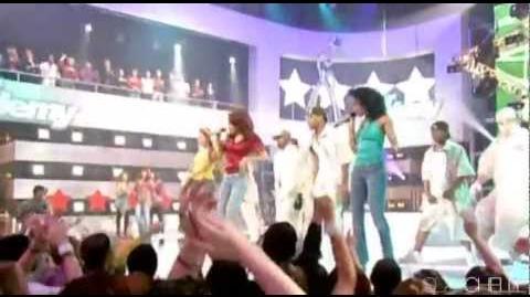 "Destiny's Child - ""Lose My Breath"" (2004 Live on Star Academy)"