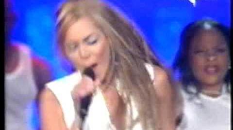 Destiny's Child - Survivor (Live @ Sanremo 2002)