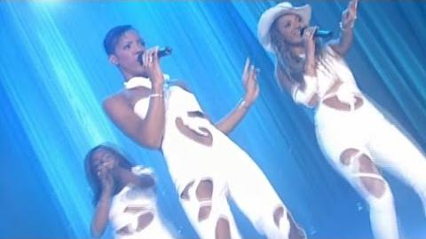 Destiny's Child - Bug A Boo & Bills, Bills, Bills Live at Soul Train Music Awards 1999