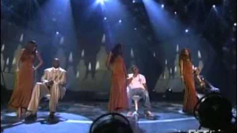 비욘세-Destiny's Child - Cater 2 U @ BET Awards 라이브