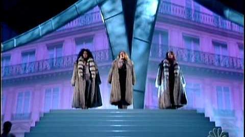 Destiny's Child - Lose My Breath (Live @ Radio Music Awards HQ)