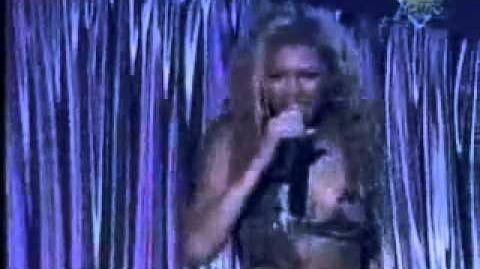 Destiny's Child Medley live Tmf Awards