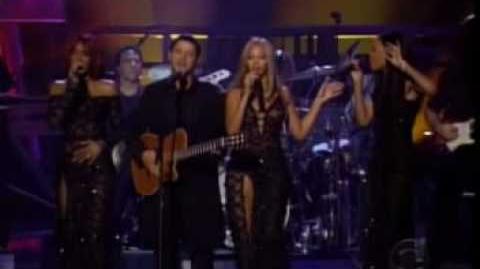 Alejandro Sanz & Destiny's Child - Live Grammy Awards 2002