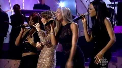 Celine Dion & Destiny's Child Emotion Live @ Kodak Theatre 2002
