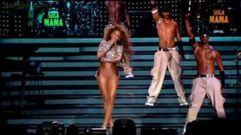 Beyoncé Survivor (Destiny's Child Reunion) - (The Beyoncé Experience) - HD