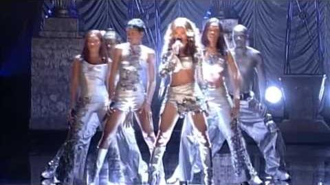 Destiny's Child - Say My Name Live at Soul Train Music Awards 2000