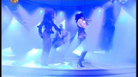Destiny's Child - Lose My Breath Live at Tros 2004