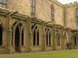 Transfiguration Courtyard