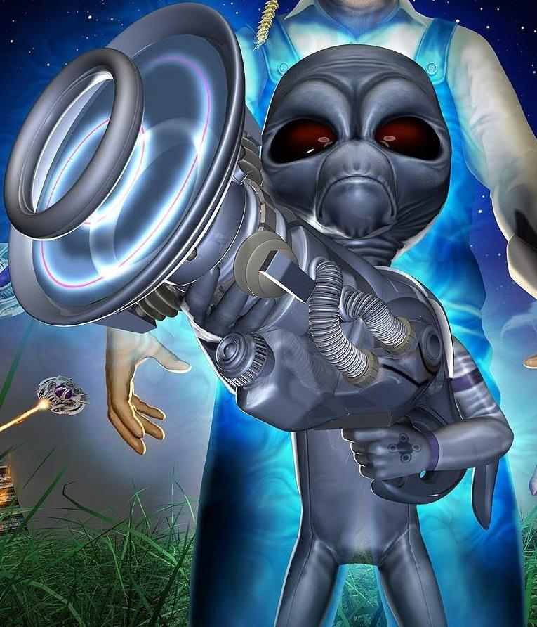 Hypno Beam | Destroy All Humans! Wiki | FANDOM powered by