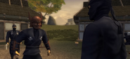 Black Ninja Leader with Ninja3