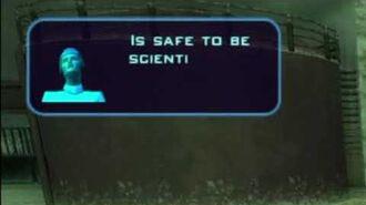 Destroy all Humans! 2 All Tunguska Female Scientist Scans
