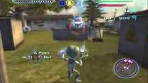 Destroy All Humans - ps2 - Mission 06 Aliens Stole my Brai.