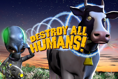 Destroy All Humans Wiki