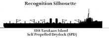 RS USS Tarakaan Island