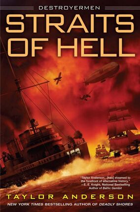 Cover Straits of Hell