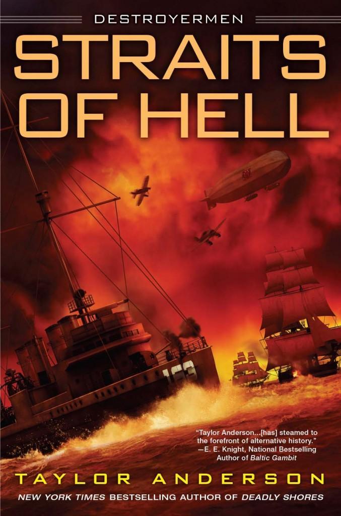 Deadly Shores (Destroyermen, Book 9)