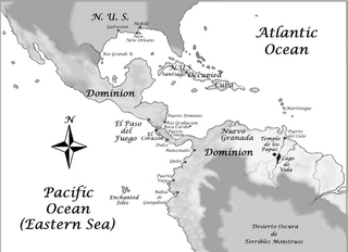 Map Eastern Theater from River of Bones