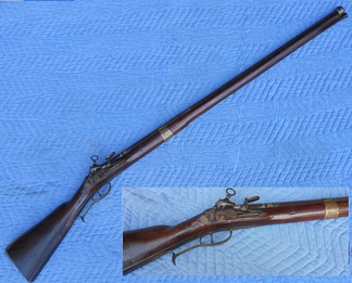 Spanish miquelet musket .80 cal ca 1750
