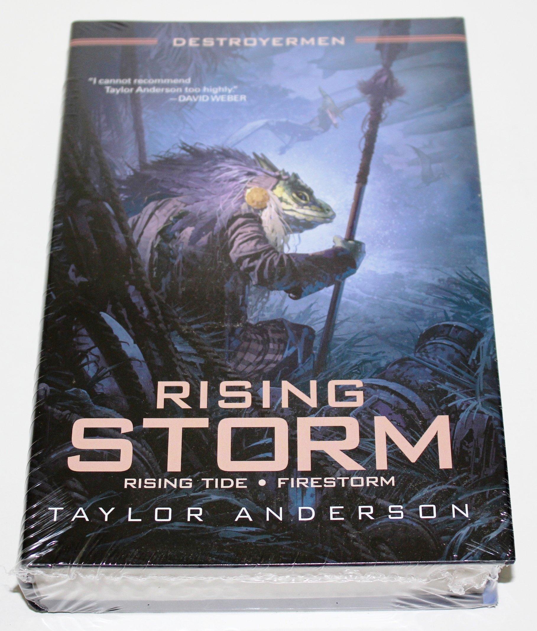 Rising Tides Destroyermen Taylor Anderson