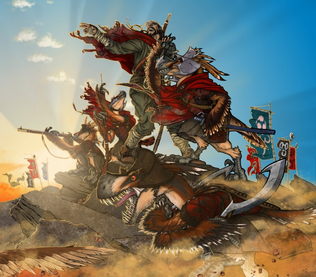 Conquest of the Regency of Persia D-men 05 by Snoeplau
