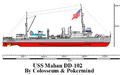 USS Mahan drawing.png
