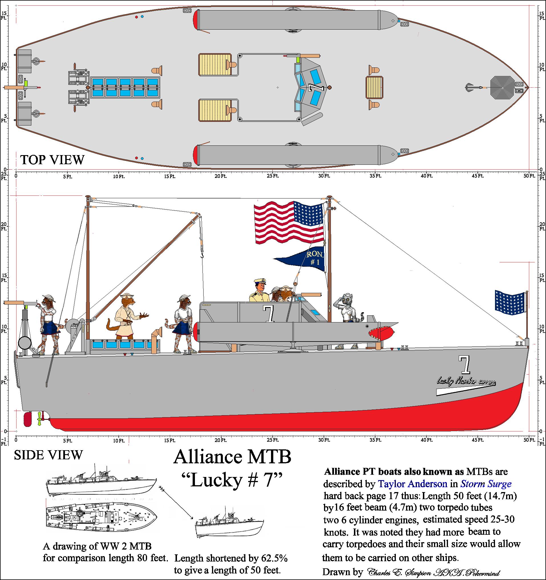 Alliance PT boats | Destroyermen Wiki | FANDOM powered by Wikia