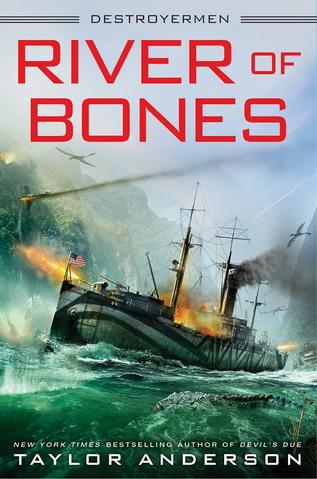 Cover art River of Bones