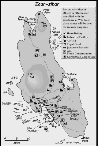 Zanzibar Objective Outhous Modified Map