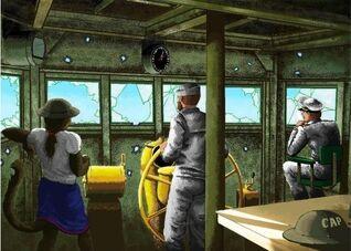 The-Bridge-of-the-USS-Walker