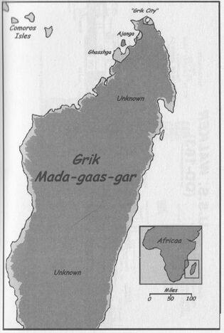 Grik Mada-gaas-gar from Deadly Shores