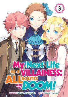 Manga Volume 3 ENG