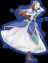 Katarina Running Anime
