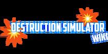Destruction Simulator Wiki Logo Big