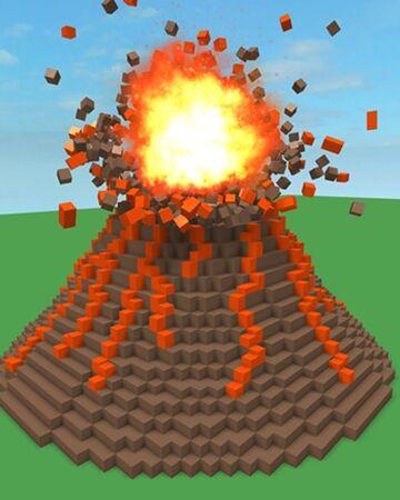 Roblox Destruction Simulator Codes Wikia Volcano Destruction Simulator Wiki Fandom