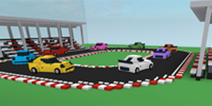 Race Track Picture
