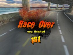 Race Over 64